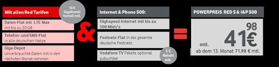 VodafoneKabelMobilkombination
